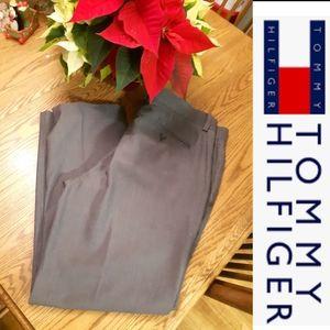 Size 34 Tommy Hilfiger gray men's dress pants